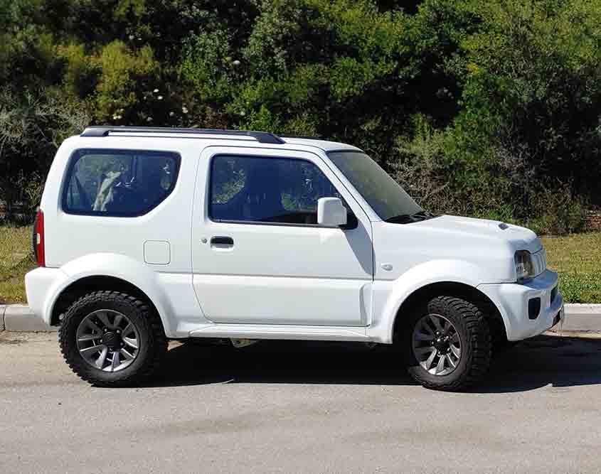 Rent a Suzuki Jimny